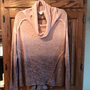 Daytrip Ombré lightweight sweater Sz Large